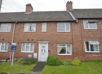 Thumbnail 3 bedroom terraced house for sale in Dundonald Road, Chesterfield, Derbyshire