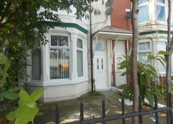 Thumbnail 3 bed terraced house to rent in Marton Road, Middlesbrough
