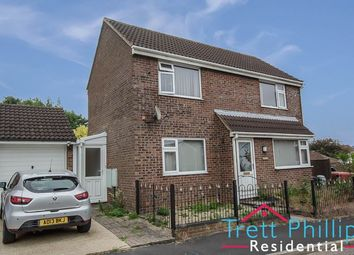 Thumbnail 3 bed detached house for sale in Lynfield Road, North Walsham