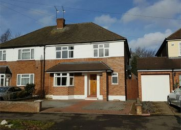 Thumbnail 4 bedroom semi-detached house for sale in The Gardens, Brookmans Park, Hatfield