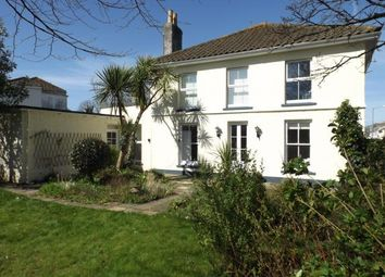 Thumbnail 4 bed end terrace house for sale in Camborne, Cornwall, .