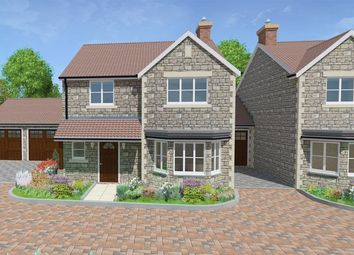 Thumbnail 3 bedroom detached house for sale in Critch Hill, Frome