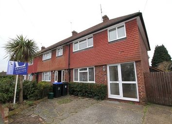 Thumbnail 3 bed semi-detached house to rent in Winston Way, Old Woking, Woking