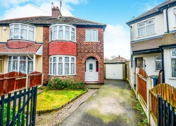 Thumbnail 3 bed semi-detached house for sale in Chester Close, Willenhall, West Midlands