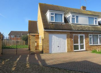 Thumbnail 4 bed property for sale in Chesham Road, Sawtry, Huntingdon