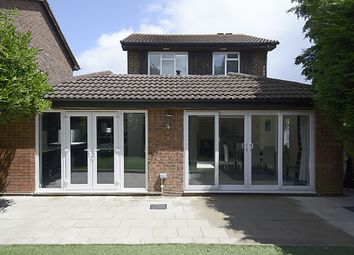 Thumbnail 5 bed detached house for sale in Morland Close, Hampton
