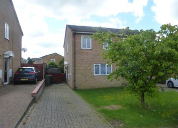 Thumbnail 3 bed semi-detached house for sale in Falstone Green, Luton