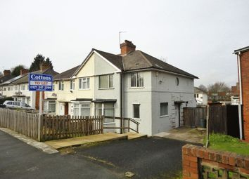 Thumbnail 3 bed semi-detached house to rent in Frankley Beeches Road, Northfield, Birmingham
