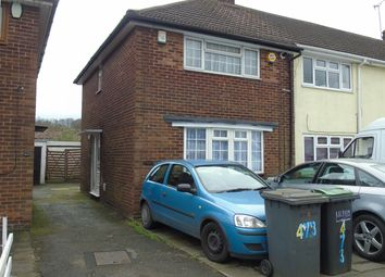 Thumbnail 3 bedroom end terrace house for sale in Dallow Rd, Luton