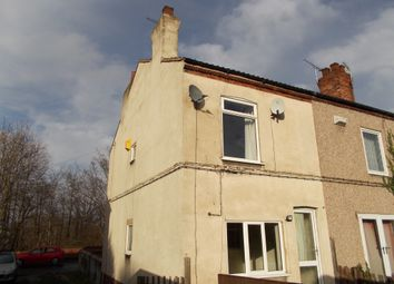 Thumbnail 2 bed end terrace house for sale in Vale Terrace, Knottingley
