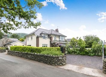 Thumbnail 6 bed detached house for sale in Rowen, Conwy