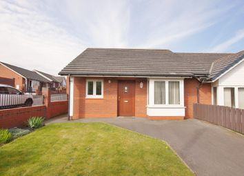 Thumbnail 2 bedroom semi-detached bungalow for sale in Leighton Road, Tranmere, Birkenhead