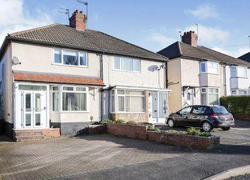 2 bed semi-detached house for sale in Moreton Road, Wolverhampton, West Midlands WV10