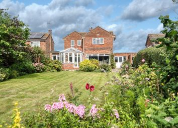 Thumbnail 4 bed detached house for sale in Church Road, Snitterfield, Stratford-Upon-Avon