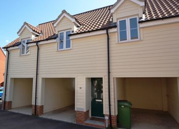 Thumbnail 2 bed flat to rent in Badger Road, Norwich, Norfolk