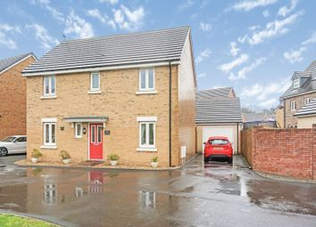 Thumbnail 4 bed detached house for sale in Cilgant Y Lein, Bridgend, North Cornelly