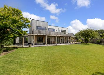 Thumbnail 4 bed detached house for sale in Haven Crescent, Hill Head, Hampshire