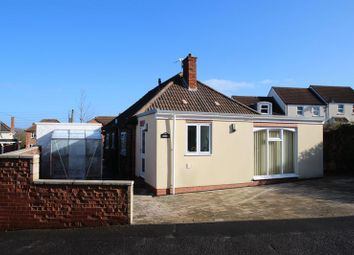 Thumbnail 3 bed detached bungalow for sale in Hindhayes Lane, Street