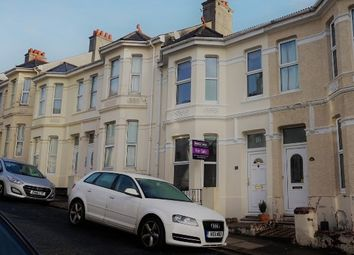 Thumbnail 2 bedroom terraced house for sale in Craven Avenue, Plymouth