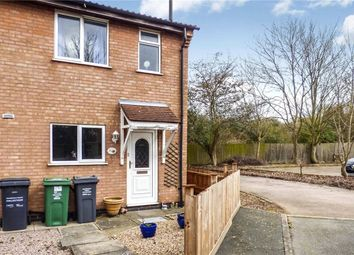 Thumbnail 2 bed semi-detached house to rent in Staveley Close, Sileby, Loughborough, Leicestershire