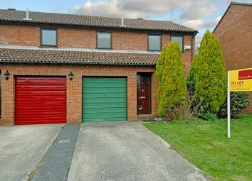 Thumbnail 3 bed semi-detached house to rent in Goose Acre, Chesham
