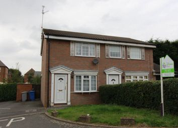 Thumbnail 2 bed semi-detached house to rent in Ashley Court, Kettering