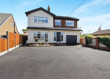 Thumbnail 4 bed detached house for sale in Lancaster Road, Cabus, Preston