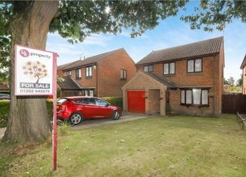 Thumbnail 4 bed detached house for sale in Reading Road, South Farnborough, Hampshire