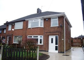 Thumbnail 3 bed semi-detached house to rent in Blacksmith Lane, Calow, Chesterfield