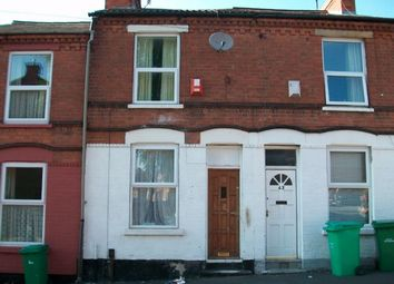 Thumbnail 2 bedroom terraced house to rent in Brixton Road, Nottingham