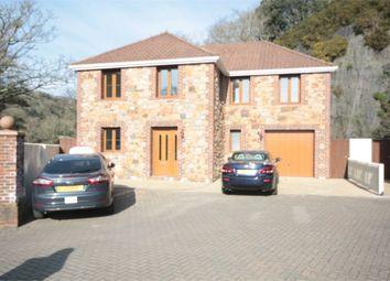 Thumbnail 4 bed detached house for sale in Tesson Villas, La Vallee De St Pierre, St Lawrence