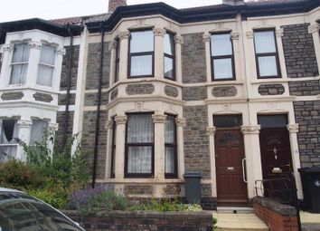 Thumbnail 3 bedroom terraced house to rent in Cromer Road, Bristol