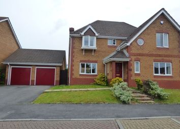 Thumbnail 4 bedroom detached house to rent in Barkers Mead, Yate, Bristol