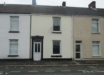 Thumbnail 2 bedroom terraced house for sale in Neath Road, Plasmarl, Swansea, City And County Of Swansea.