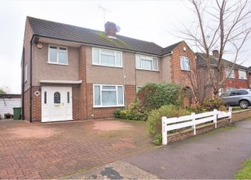 Thumbnail 3 bed semi-detached house for sale in Littlebrook Gardens, Cheshunt