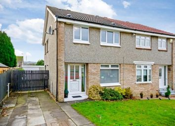 Thumbnail 3 bed semi-detached house for sale in Kirkhill Gardens, Cambuslang, Glasgow, South Lanarkshire