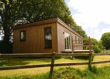 Thumbnail 2 bed lodge to rent in Beechwood, Woodfield, Colwith Farm, Treesmill, Par, Cornwall