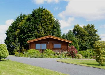 Thumbnail 2 bed property for sale in New Park Farm, Norwegian Lodges, Landshipping