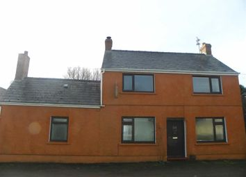 Thumbnail 3 bed detached house for sale in The Green, Hundleton, Pembroke