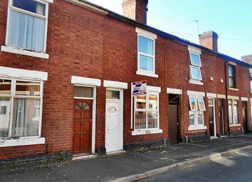 Thumbnail 3 bedroom terraced house to rent in Leacroft Road, Derby