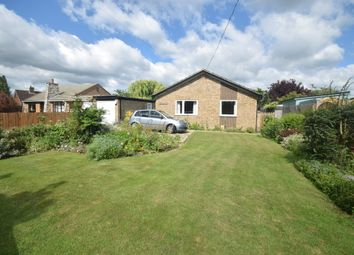Thumbnail 4 bedroom detached bungalow for sale in Hadleigh Road, Elmsett, Ipswich