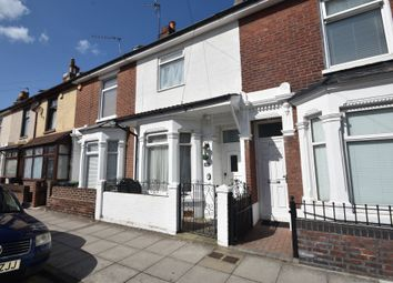 Thumbnail 2 bed terraced house for sale in Eastfield Road, Southsea