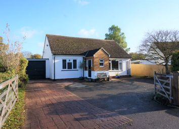 Thumbnail 4 bed detached bungalow for sale in Barcroft Crescent, Wrantage, Taunton