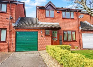 Thumbnail 3 bedroom link-detached house for sale in Fen Violet Close, Lakeside Retreat, St Mellons, Cardiff