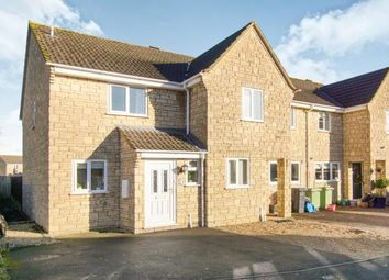 Thumbnail 2 bedroom end terrace house for sale in Suffolk Close, Tetbury, Gloucestershire, .
