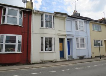 Thumbnail 3 bed terraced house for sale in Park Crescent Road, Brighton