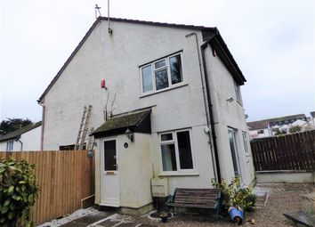 Thumbnail 1 bed end terrace house to rent in St. Boniface Drive, Plymouth