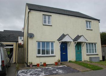 Thumbnail 2 bedroom semi-detached house for sale in Grenville Meadows, Nanpean, Cornwall