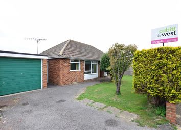 Thumbnail 3 bed bungalow for sale in Greenwood Close, Bognor Regis, West Sussex