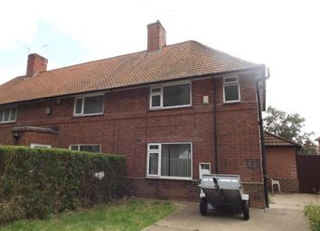 Thumbnail 4 bedroom semi-detached house for sale in Woodside Road, Beeston, Nottingham